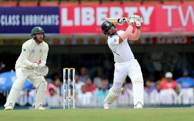 INDvSA 3rd Test:  उमेश यादव ने टेस्ट को बनाया टी-20, 10 गेंदों में ताबड़तोड़ 31 रन बनाकर रचा इतिहास