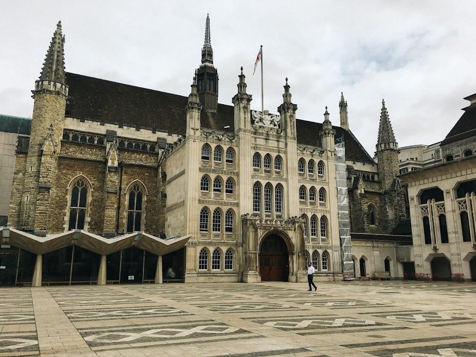 ギルドホール(Guildhall)