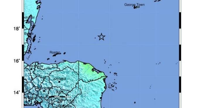Cancelan alertas de tsunami emitidas tras terremoto de 7.6 grados en el Caribe