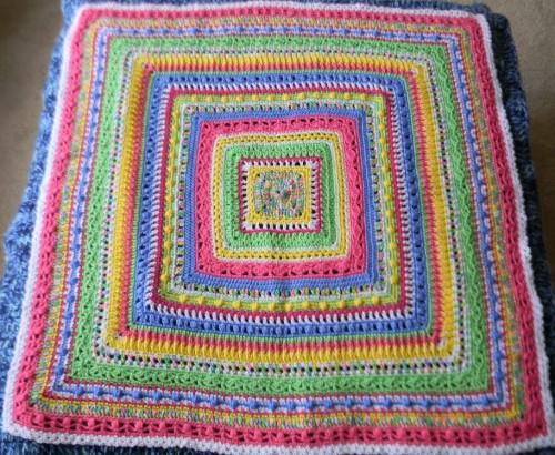 Fairy Tales Baby Blanket - Free Pattern