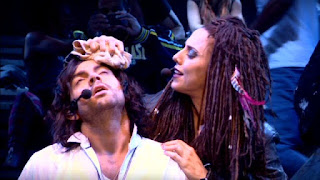 Ben Forster and Melanie C