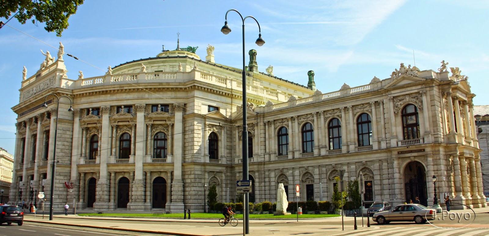 Teatro nacional Burgtheater de Viena
