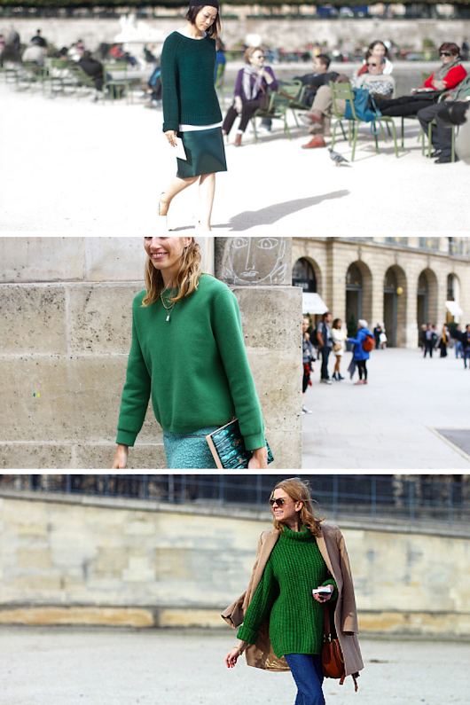 Trend, Green is the New Black