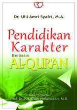 Buku Pendidikan Karakter Islam Berbasis Al-Qur'an
