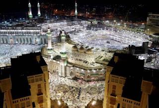 Keselamatan Arab Saudi Gagalkan Cubaan Bom Masjidil Haram