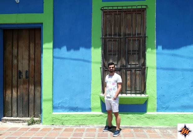 La Victoria, Casco Histórico