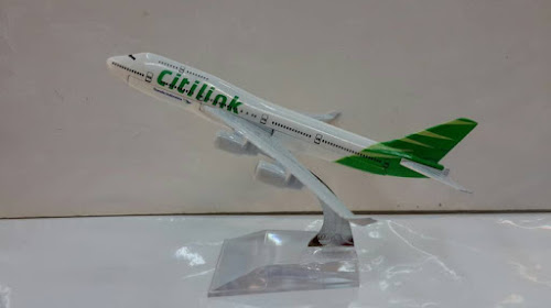 Diecast Pesawat Citilink | Citilink