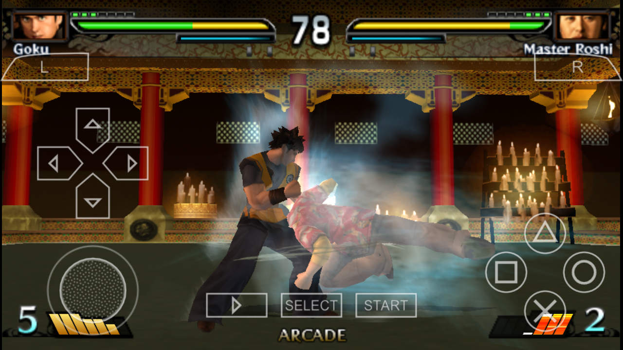 All PPSSPP Android Games Free Download ISO FILE | espbase