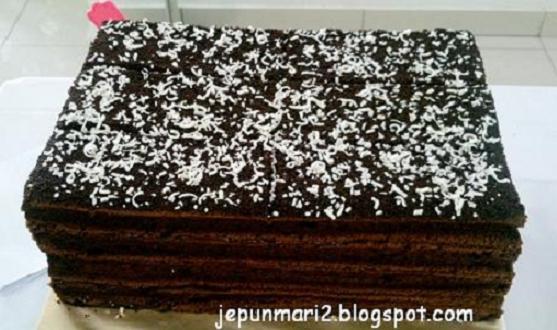 chocolate cake sedap