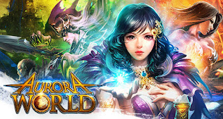 game online, RF, GE, aurora world indonesia, gamer