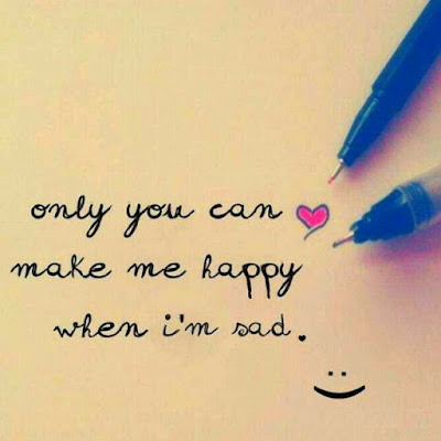 Only you can make me happy whatsapp dp