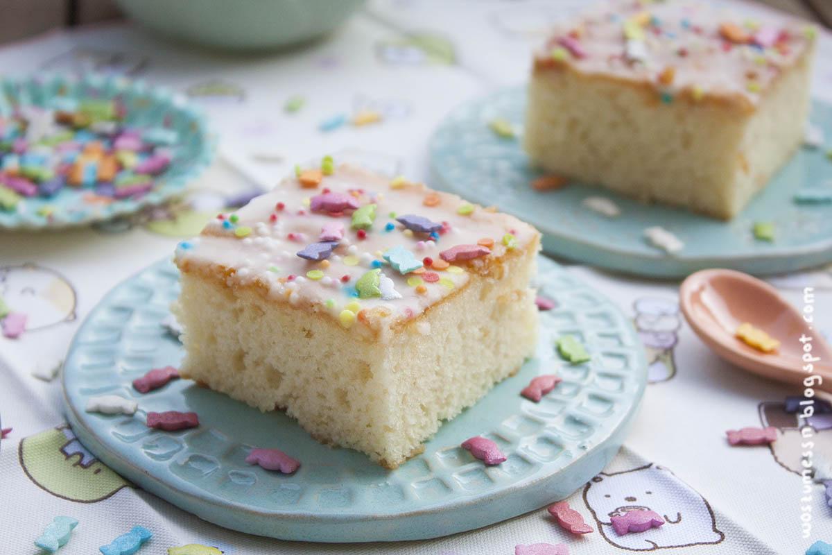 Wos Zum Essn Kindheitserinnerungen Fanta Kuchen Mit Zitronenlimo