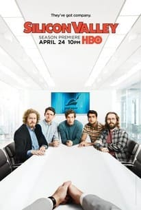 Silicon Valley - 3ª Temporada Séries Torrent Download capa