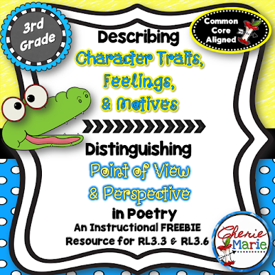 activities for teaching point of view and perspective, free download, poems