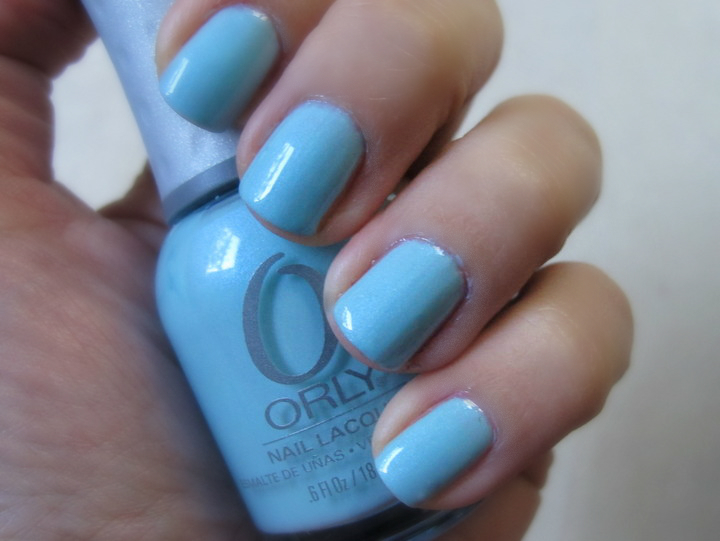 Nails: Orly Pretty Ugly |Makeup and Macaroons