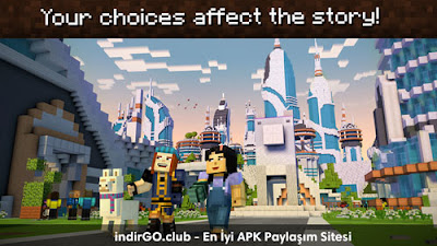 Minecraft Story Mode 2 APK