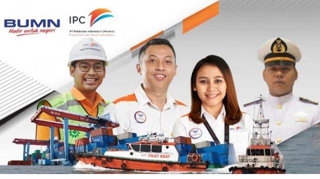 Lowongan Kerja Rekrutmen Alih Daya Posisi Administrator BUMN PT Pelabuhan Indonesia II (Persero) Tingkat SMA/SMK Seluruh Indonesia
