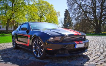 Ford Mustang GT Sports Car