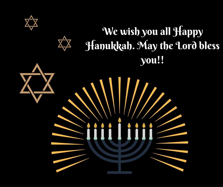 Happy Hanukkah 2017 HQ Pictures