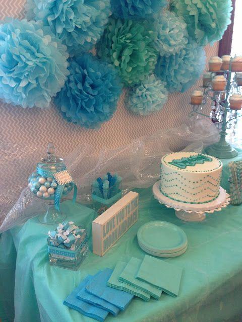 25 ideas para decorar un baby shower de var n m s chicos