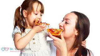 ماهي الاطعمة التي تزيد من تسوس الاسنان