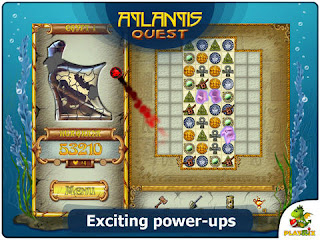 ATLANTIS QUEST Cover Photo