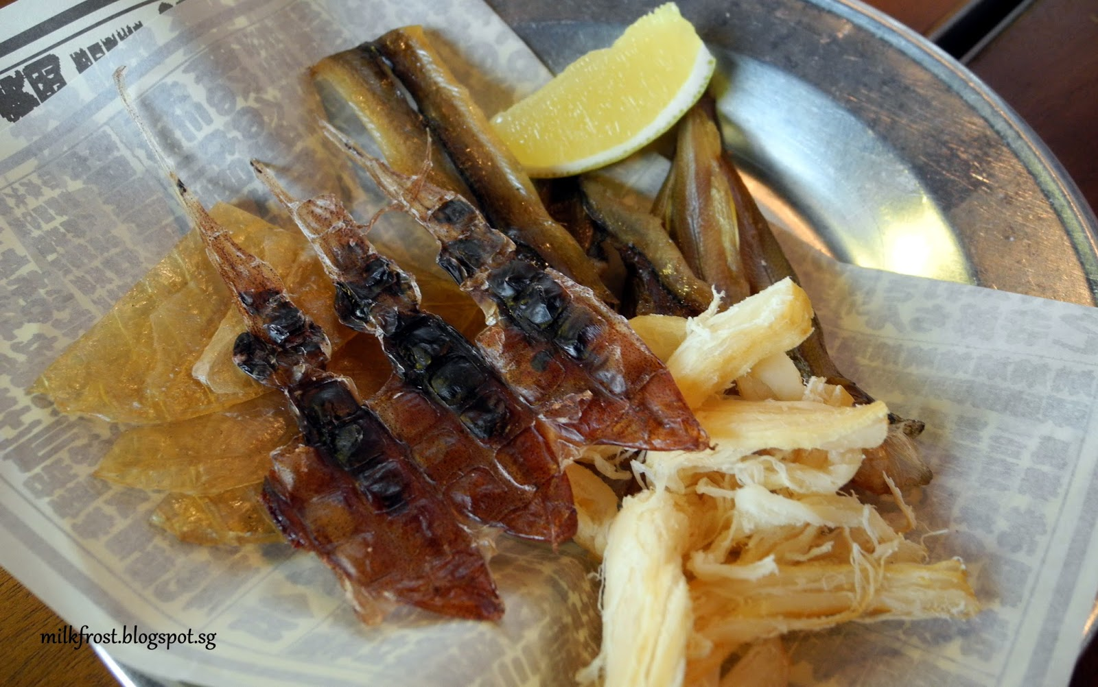 Milkfrost S World Birthday Lunch Sumiya Charcoal Grill