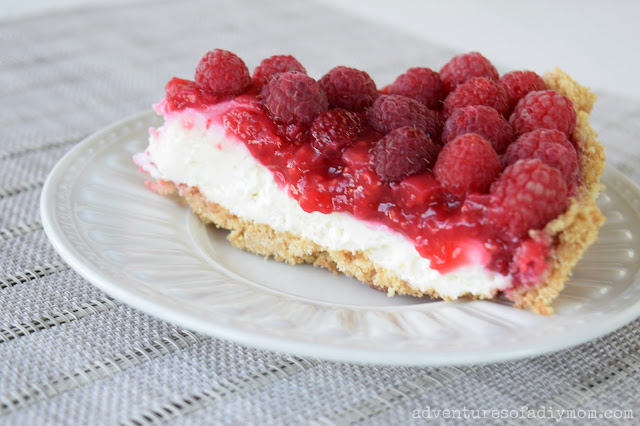 Creamy Raspberry Pie Recipe