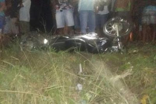 Colisão frontal entre motocicletas deixa dois mortos na Zona da Mata Paraíbana