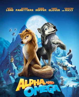 Poster Of Alpha and Omega (2010) Full Movie Hindi Dubbed Free Download Watch Online At worldfree4u.com
