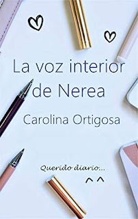 La voz interior de Nerea- Carolina Ortigosa