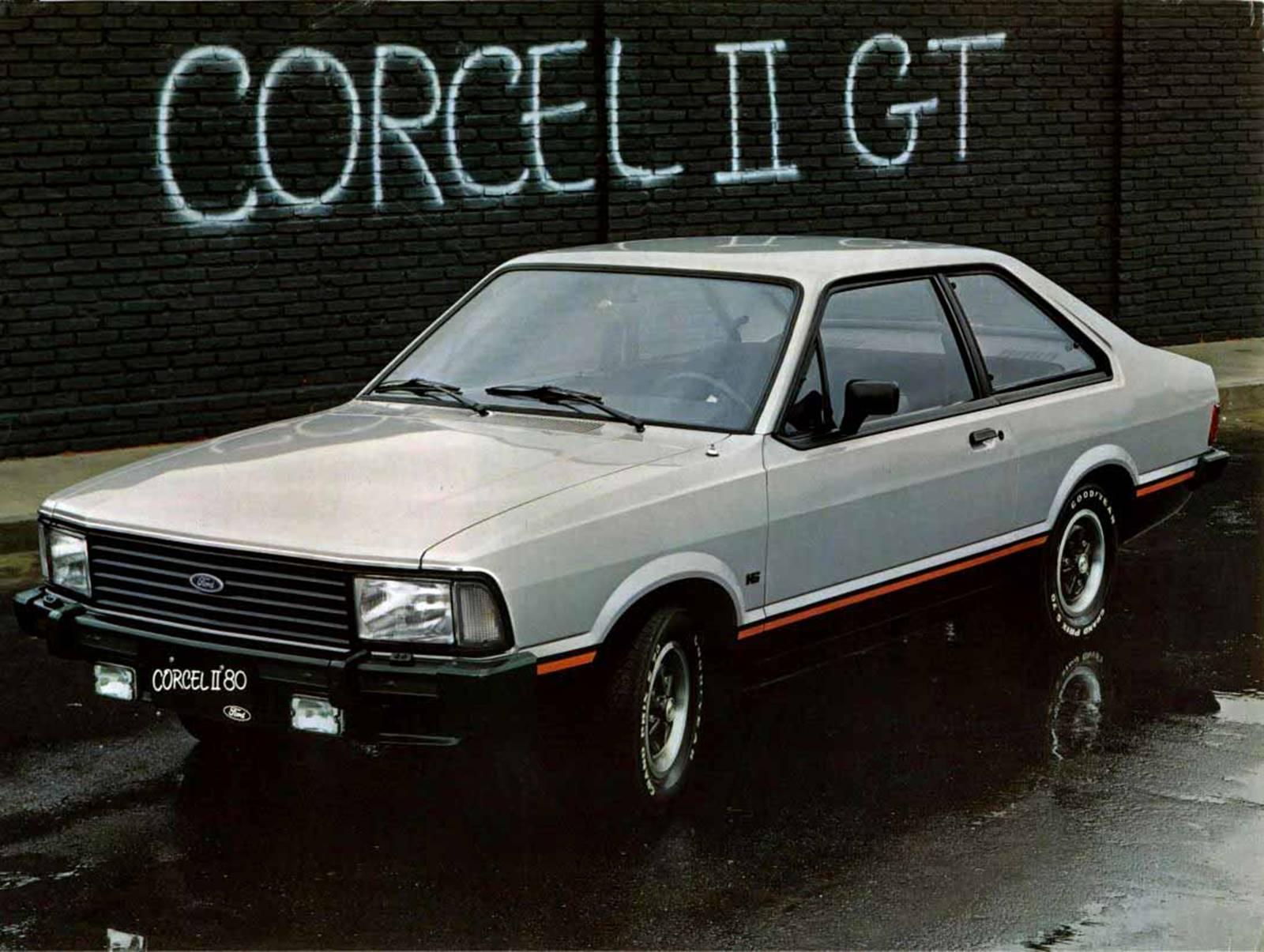 2073af0cc17 Ford comemora aniversario de 50 anos do Corcel - Brasil