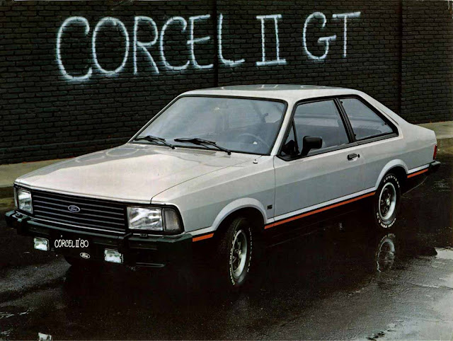 Ford Corcel II GT - versão esportiva