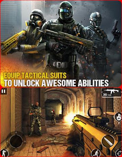 Modern Combat 5- Game mortal combat android terbaik