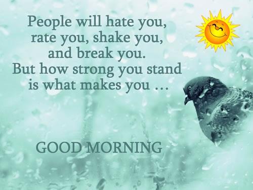 Good Morning Inspirational Quotes Stunning Inspirational Good Morning Quotes With Images