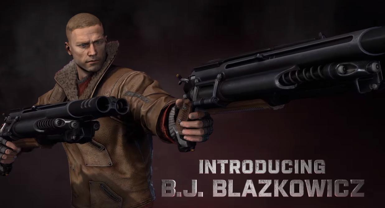 William B.J. Blazkowicz se anuncia para Quake Champions y se celebrará Quake World Championships