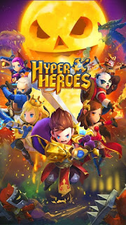 Hyper Heroes Android Apk