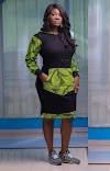 Mercy Johnson Showing off Beautiful African Women Ankara Fashion Styles Photos