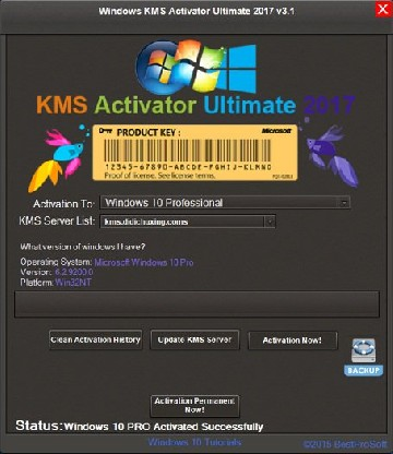 microsoft office kms activator 2017