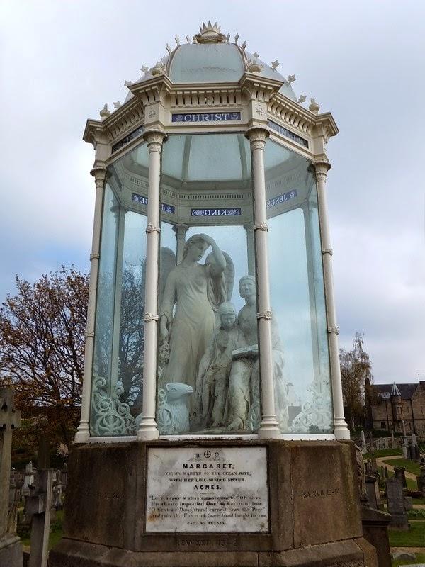 Stirling écosse scotland cimetière