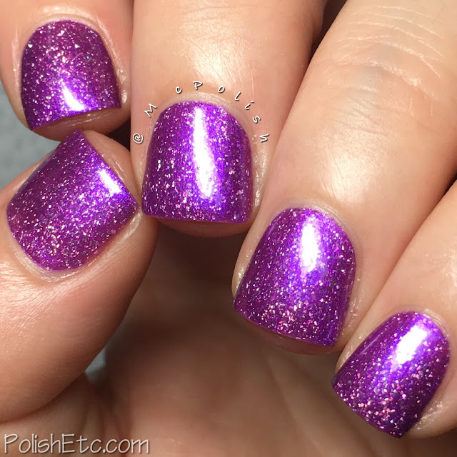 KBShimmer - Summer Vacation Collection - McPolish - Berry Chill