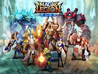 Magic Legion Apk