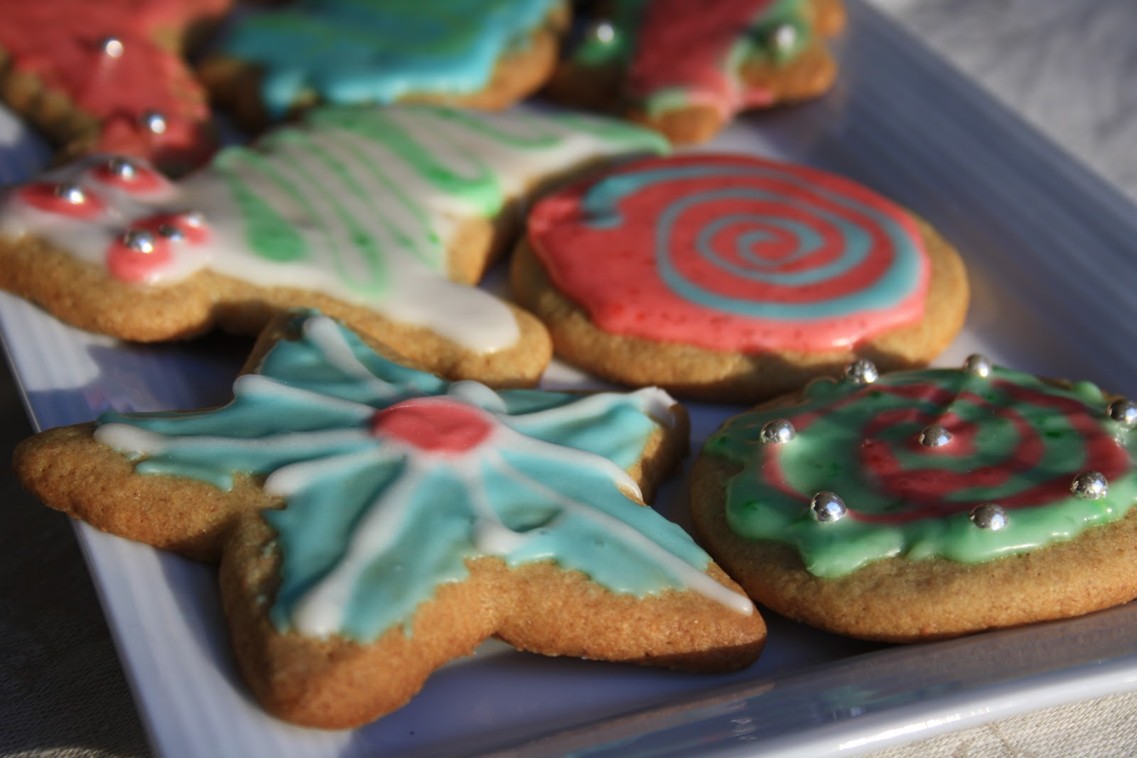 Aunt Mary\'s Old Fashioned Sugar Cookies Recipe