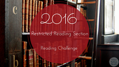 The 2016 Restricted Reading Challenge