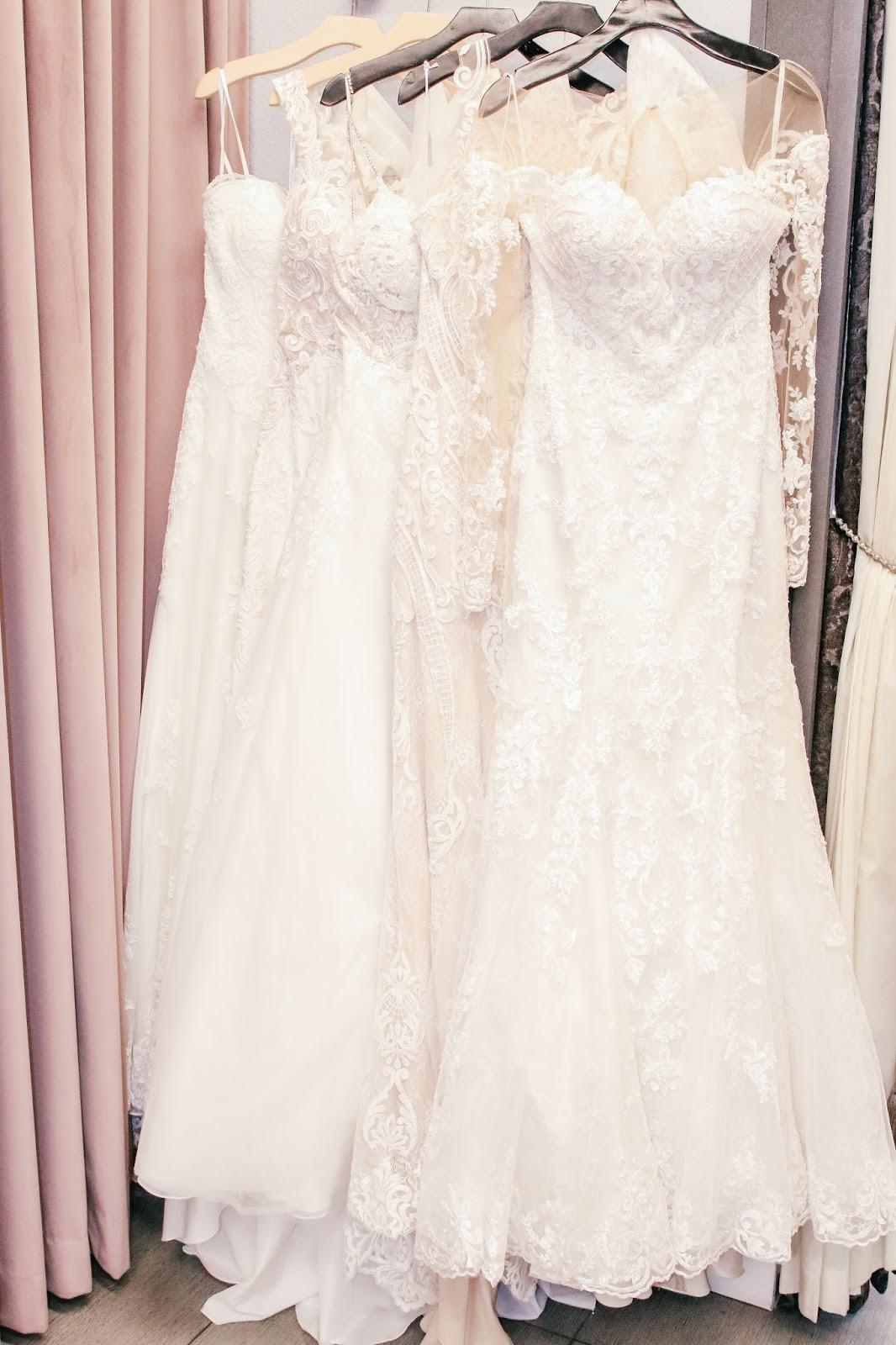 Wedding Dress Shopping | STYLE WEEKENDER