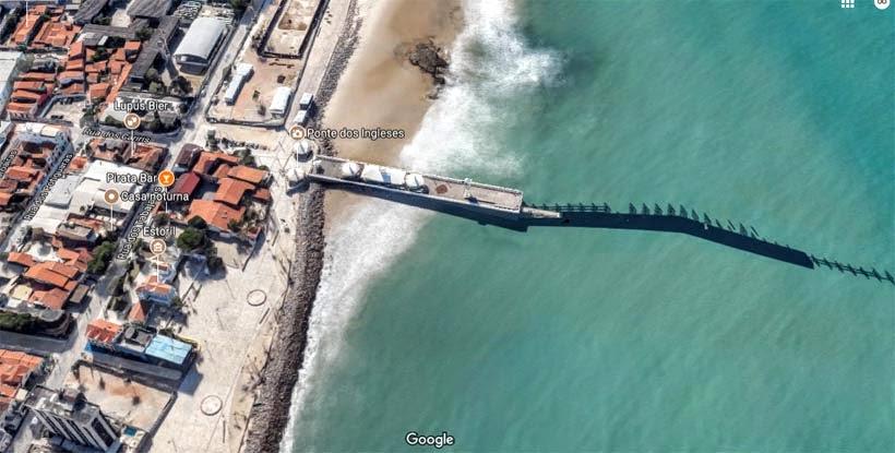 Ponte dos Ingleses - o que fazer em Fortaleza (Ceará) - 58 atrações