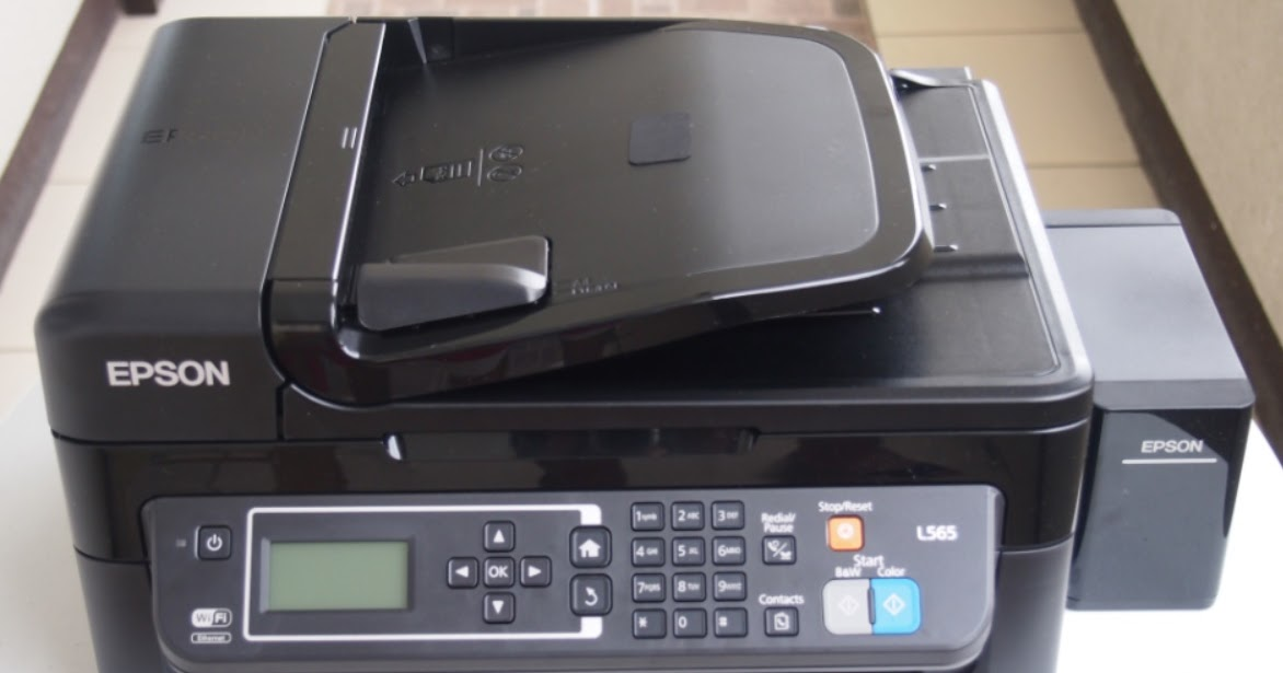 Epson L565 Review All In One Ink Tank System That