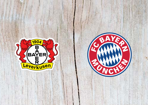 Bayer Leverkusen vs Bayern Munich Full Match & Highlights 1 February 2019