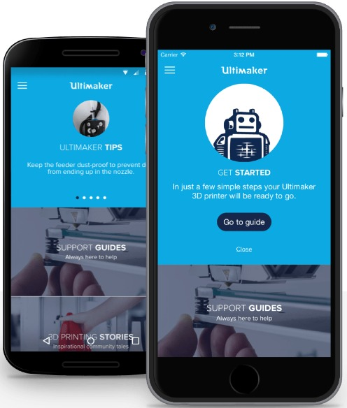 DIY 3D Printing: Ultimaker Now Has a Mobile App