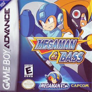 Mega Man & Bass ( BR ) [ GBA ]